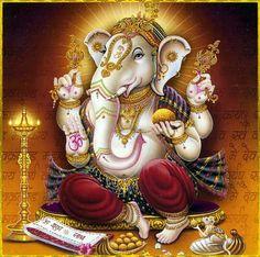 Shri Ganesh! Jai shri ganesha
