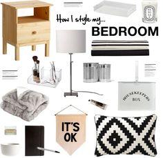 Designer Clothes, Shoes & Bags for Women Swedish Style, Scandinavian Design, Inspiration Boards, Home Look, Ikea, Polyvore, Interior Design, Bedroom, Storage