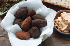 Recipe: Fava bean falafel - Bureau of Taste