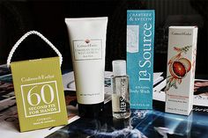 What beauty products should I pack for a cruise? crabtree and evelyn