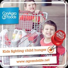 Make fighting child hunger a family affair! Find ways you can get involved with No Hunger Summer at https://www.ourcommunityfoodbank.org/initiatives/nourishing-children/.