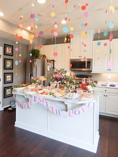 Sprinkled with Love Baby Shower - Keys to Inspiration