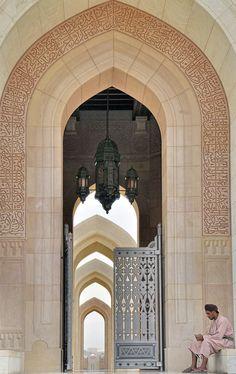 Mosque of Muscat, UAE