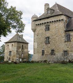 Château de Montvallat ~ Auvergne ~ France