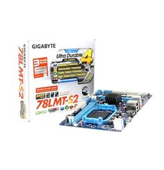 PLACA MAE SOCKET AMD AM3+ GIGABYTE GA-78LMT-S2 MICRO ATX AMD AM3/AM3+ DDR3 1333MHZ S/R GBE