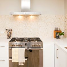 Scandi Kitchen on Kinnane - contemporary - Kitchen - Melbourne - White Elk Interiors