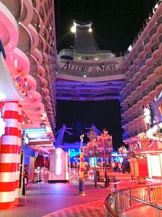 Allure of the Seas - Royal Caribbean