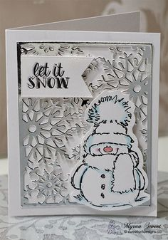 The Joys of Card Making | Sweet Art Designs by Myrna Sweet | My WordPress Blog