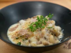 Get Bobby Flay's Cauliflower and Mushroom Mac and Cheese Recipe from Food Network