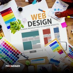 Custom Web Design, Custom Website Design, Website Features, Web Development Company, Success, Concept, Learning, Business, How To Make