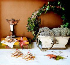 Pratos e Travessas: Bolachas de Natal # Christmas cookies | Food, photography and stories