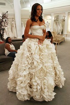 Pnina tornai Wedding Dress 2015 Lovely Ball Gown Wedding Dresses A Syttd Bride In the Pnina Wedding Dresses With Flowers, Wedding Dress Pictures, 2015 Wedding Dresses, Luxury Wedding Dress, Wedding Gowns, Big Flowers, Lace Wedding, Kate Middleton, Bride Gowns
