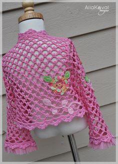 Crochet+Dress+Patterns+for+Girls | Little girl's dress crochet pattern. – Crafts – Free Craft