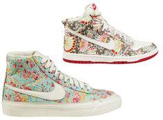 Nike Sportswear Liberty Collection Spring 2011