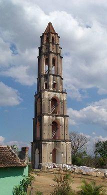 The Manaca Iznaga Tower – Trinidad, Cuba   Atlas Obscura
