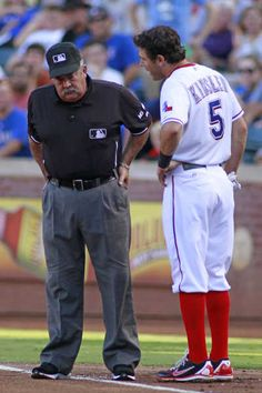 Ian Kinsler - Texas Rangers