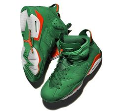 "1dda17dfee7 Air Jordan 6 ""Gatorade"" Nike Air Jordan 6"