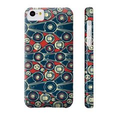 Unique Abstract Pattern Phone Case