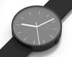 Uniform Wares' 100 Series Watch by Dieter Rams