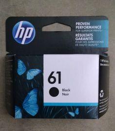 hp ink 61bk