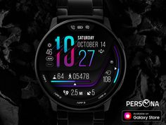 Android Watch Faces, Open App, Persona, Nova, Cool Designs, Coupon, Campaign, Language, Samsung