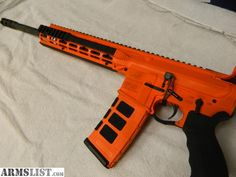 ARMSLIST - For Sale: Orange Magpul Aero Precision AR15 HOME DeFence Model W/PMAGS 14.5 Pinned LW
