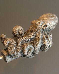Octopus Cigar Draw Enhancer and Nubber