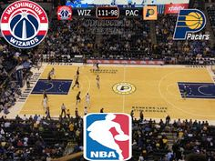 NBA 2016/17: Washington Wizards 111-98 Indiana Pacers