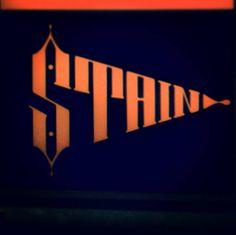 #lettering #vector #illustration #illustrator #branding #identity #Logotype #type #Typo #Stain #Band #HardRock #handmade #Calligraphy #typography #graphicdesign #brand by streetmarkdesign