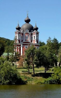 Curchi Monastery, Moldova   by F. Reuther
