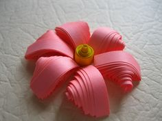 Different style for a flower..