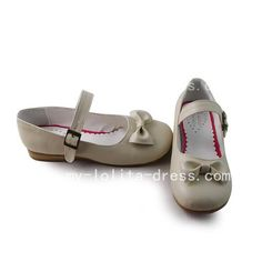 Sweet Beige Fujisaki Chihiro Shoes.  $45.00.  Available in coffee and other colors.