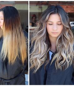 COLOR CORRECTION: Getting Rid Of The Dramatic Line Of Demarcation - Hair Color - Modern Salon