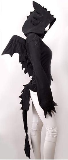 toothless dragon jacket