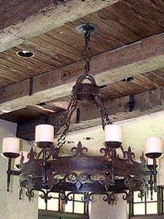 Image from http://www.potterartmetal.com/chandeliers/gothic_chandelier.jpg.
