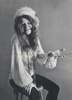Janis Joplin - it was her time, but few understood how very unique she was