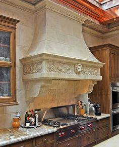 Kitchen-Hood-Cast-Stone-Limeux-Front