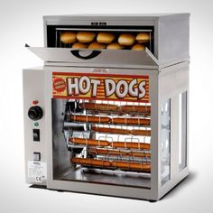 MR. FRANKS HOT DOG BROILER