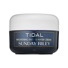 Sunday Riley - Tidal Brightening Enzyme Water Cream #sephora