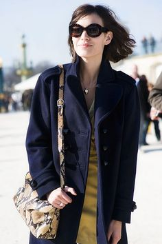 23 Ideas For Fashion Week Hairstyles Alexa Chung Teen Winter Outfits, Classy Summer Outfits, Fashion Photography Inspiration, Style Inspiration, Alexa Chung Style, Vanessa Jackman, Girl Fashion, Paris Fashion, Street Fashion