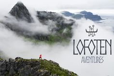 Lofoten - seen and run by a French guy:)