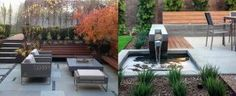 Discover unique personal terraces with the top 70 best modern patio ideas. Explore contemporary outdoor designs and backyard extension inspiration. Backyard Pavilion, Ponds Backyard, Backyard Landscaping, Outdoor Pavilion, Outdoor Patio Designs, Patio Ideas, Backyard Designs, Pavers Ideas, Backyard Ideas