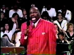 An Invitation To A Cross - Bishop T.D. Jakes at Word Explosion '97 full