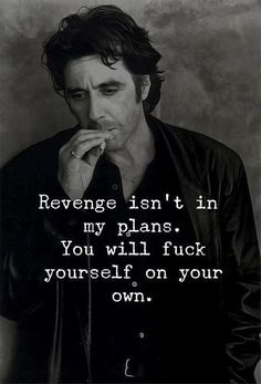 Positive Quotes : Revenge isnt in my plans. - Quote Positivity - Positive quote - Positive Quotes : Revenge isnt in my plans. The post Positive Quotes : Revenge isnt in my plans. Joker Quotes, Wise Quotes, Success Quotes, Words Quotes, Great Quotes, Quotes To Live By, Motivational Quotes, Funny Quotes, Inspirational Quotes