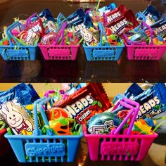 Shopkins baskets easter treats for Ryleighs class