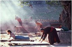 Traditional Tibetan Prostrations: Also represent a Sacred Rite of Passage
