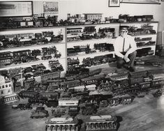 The Definitive Ward Kimball Biography- Releasing 2019 — Ward—when his collection of toy trains was.