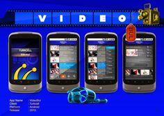 Turkcell VideoBul Android Application