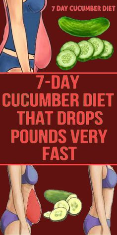 Lose 15 Pounds in 2 Weeks With This Amazing Cucumber Diet - Healthy House Health Facts, Health Diet, Health And Wellness, Wellness Fitness, Natural Health Remedies, Natural Cures, Herbal Remedies, Juicing For Health, Health And Beauty Tips