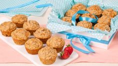 Carrot Oatmeal Muffins recipe - I am going to try this recipe but substitute half a cup of flour for bran